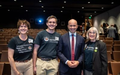 Diversity in Action for clean energy justice