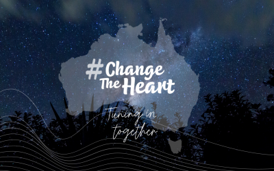 Change The Heart on 26th January